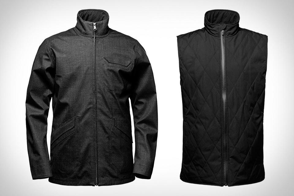 Универсальная куртка Aether Nimbus 3-in-1