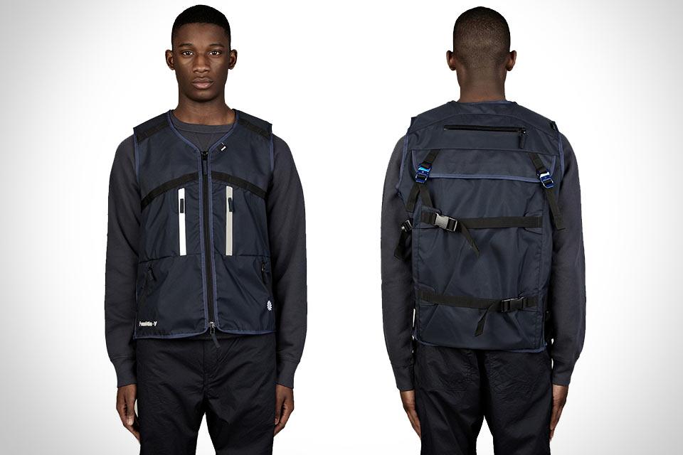 Жилетка-рюкзак  Freeride-V Vest