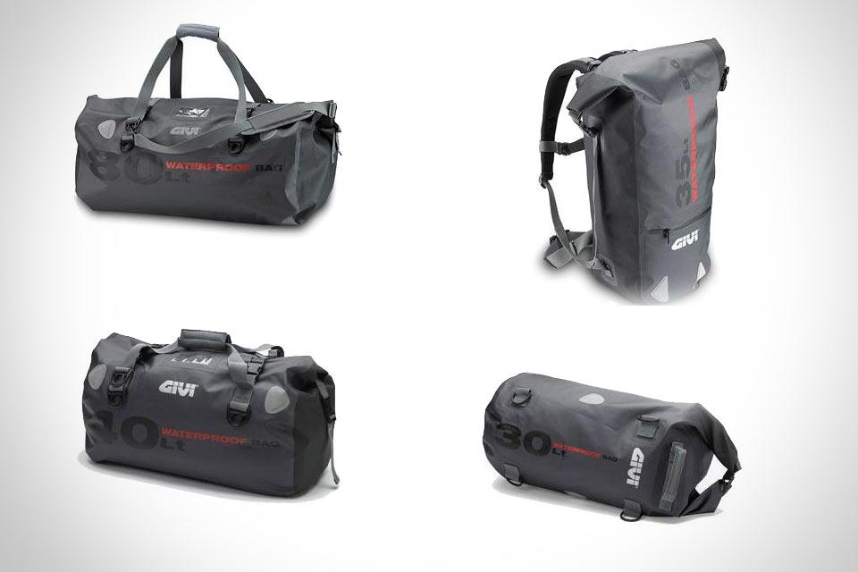 Водонепроницаемые мотоциклетные сумки Givi Weatherproof Bags WP