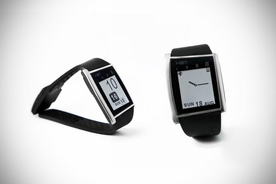 Смартчасы HOT Watch с функцией ответа на звонок