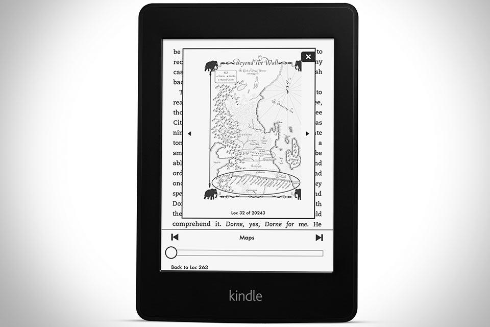 Ридер Amazon Kindle Paperwhite 2 со встроенной подсветкой
