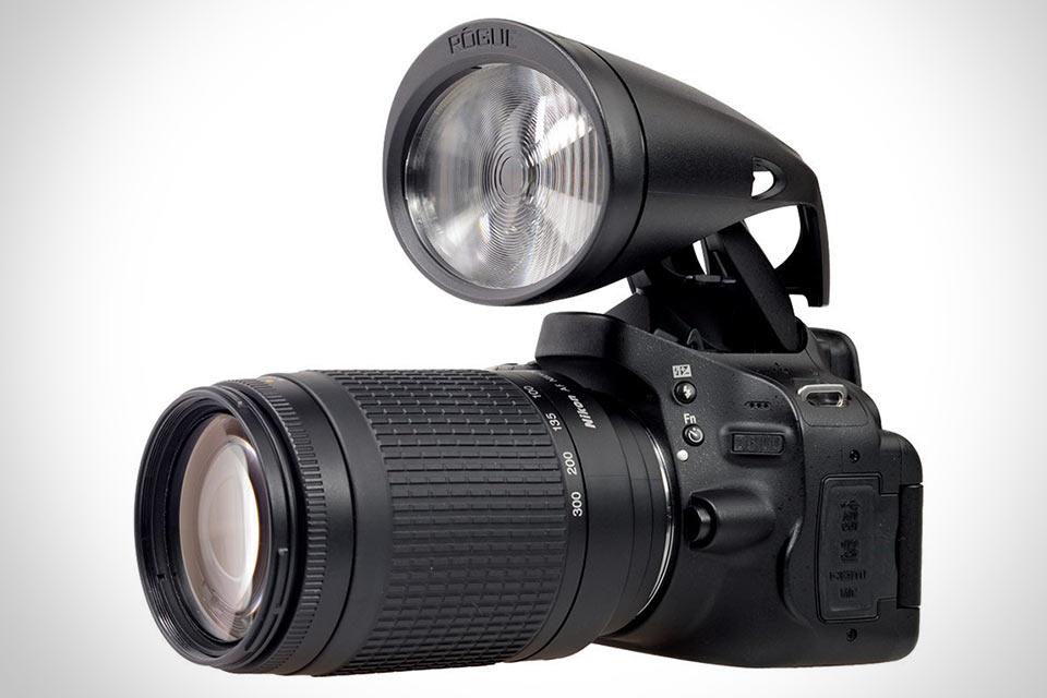 Усилитель встроенной вспышки Rogue Safari для зеркальных камер