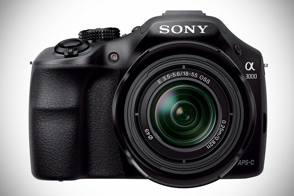 Беззеркальная фотокамера Sony a3000 по цене «мыльницы»