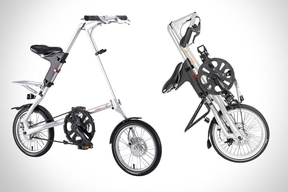 Складной велосипед Strida