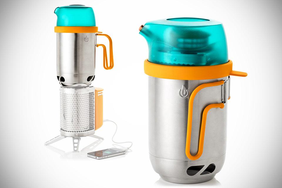 Походный чайник-котелок BioLite KettlePot