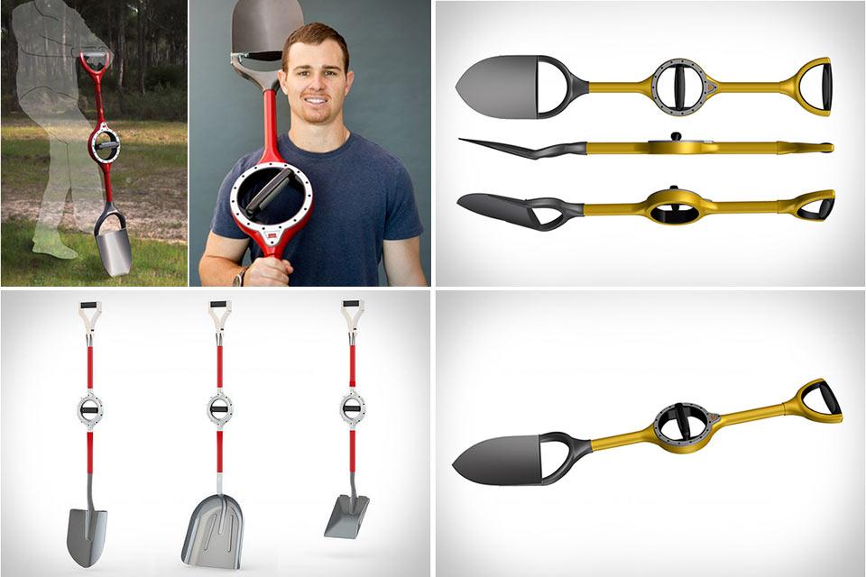 Лопаты с вращающейся ручкой Bosse Tools