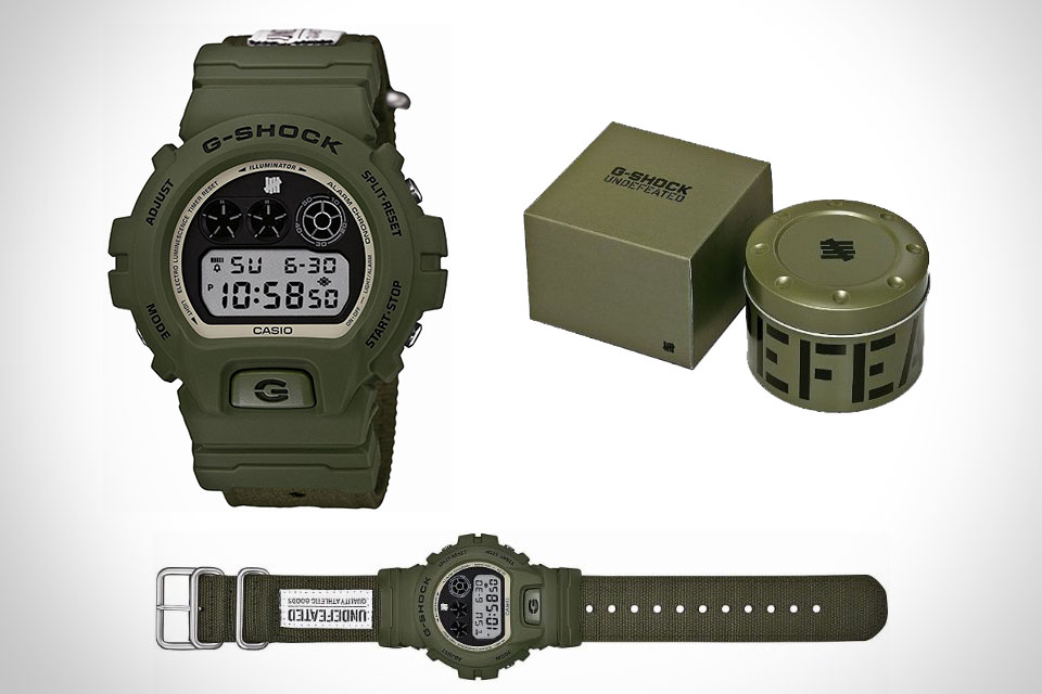 Часы G-Shock DW-6901UD-3 в честь 30-летия марки