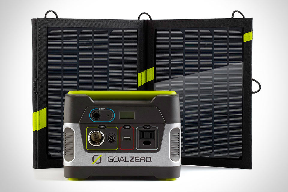Солнечное зарядное устройство Goal Zero Yeti 150
