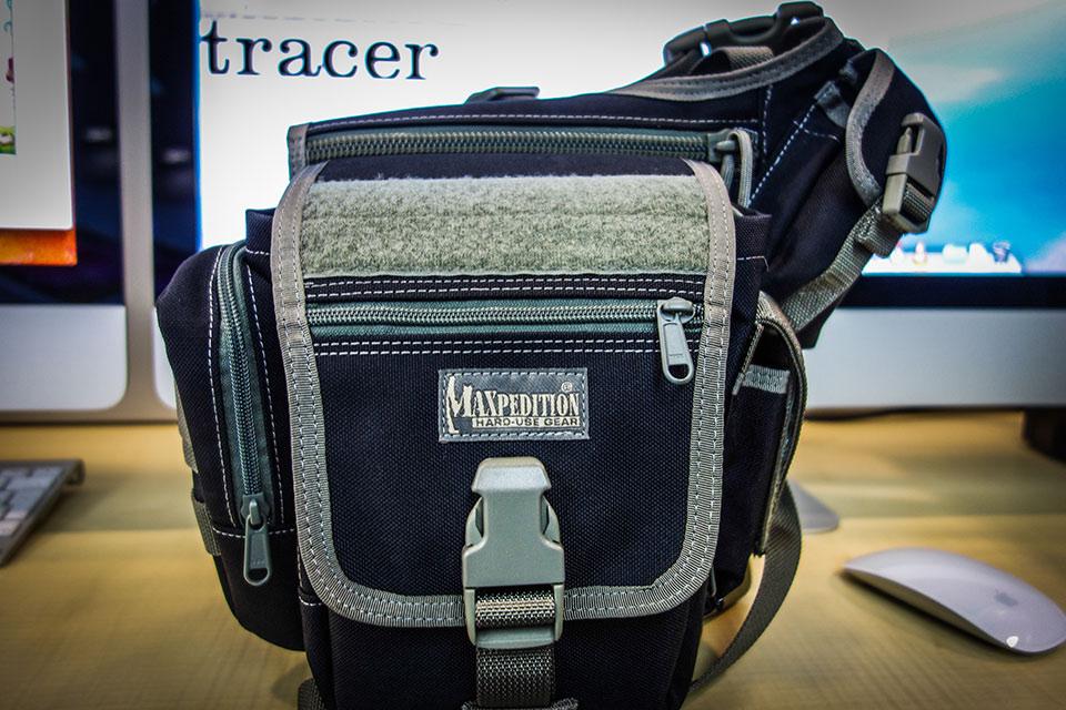 Компактная тактическая EDC-сумка Maxpedition Fatboy Versipack