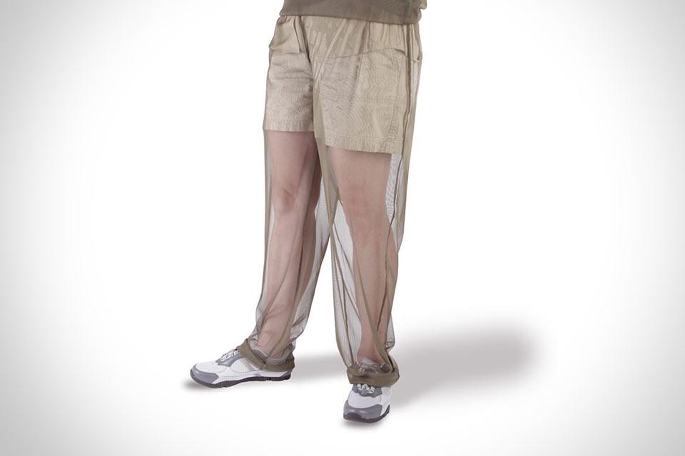 Антимоскитные штаны Mosquito Net Pants