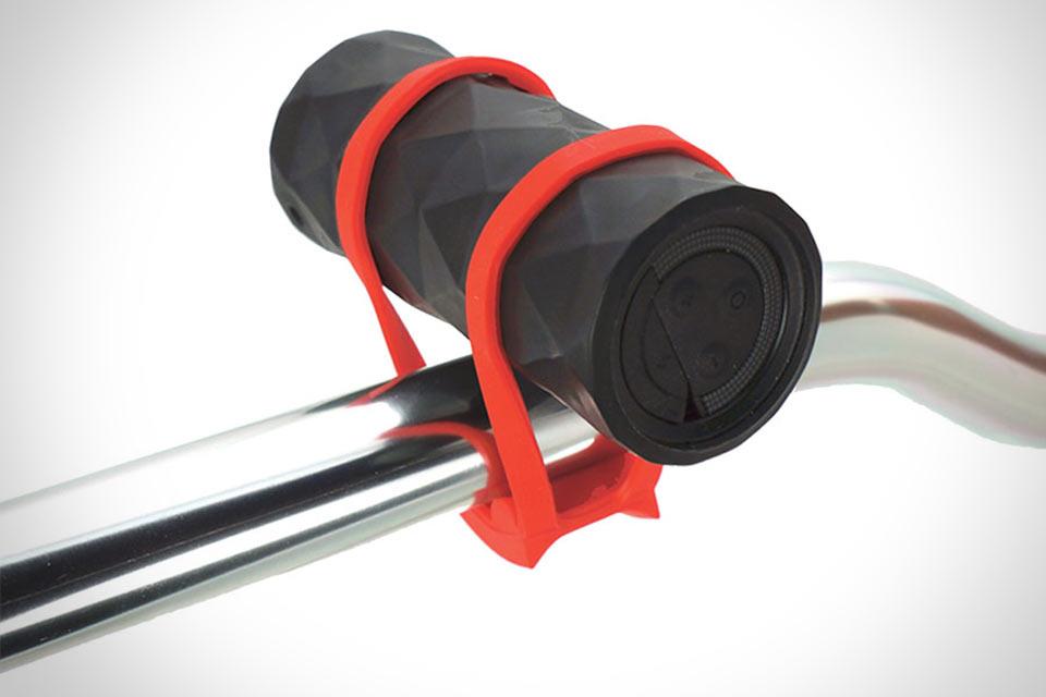 Защищенная Bluetooth-колонка Outdoor Tech Buckshot с велокрепежом