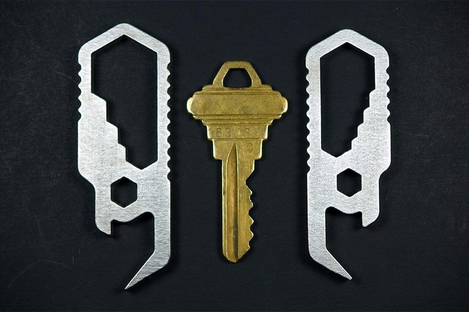 Карманный гаечный ключ Pocket Wrench