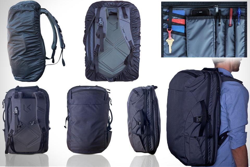 Профессиональный рюкзак для путешествий ProTravel Carry-on