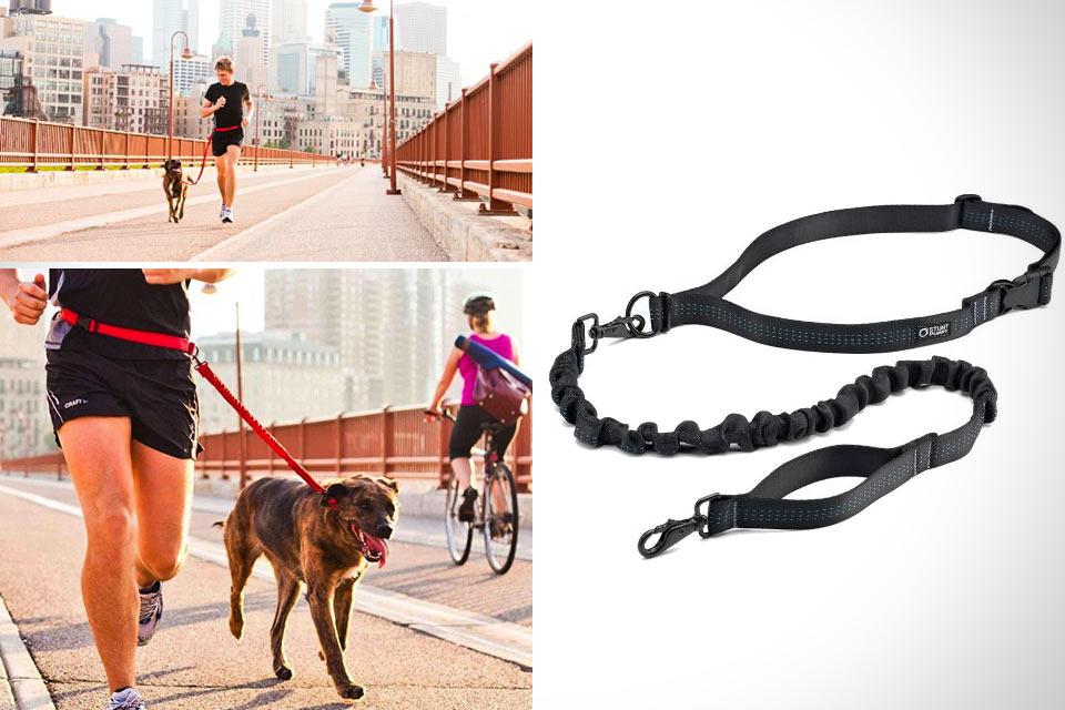Hands-Free собачий поводок Stunt Puppy Stunt Runner