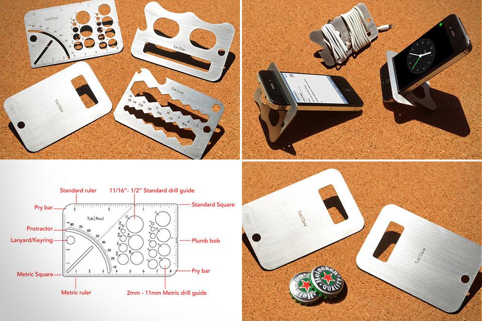Инструменты-карточки Tuls