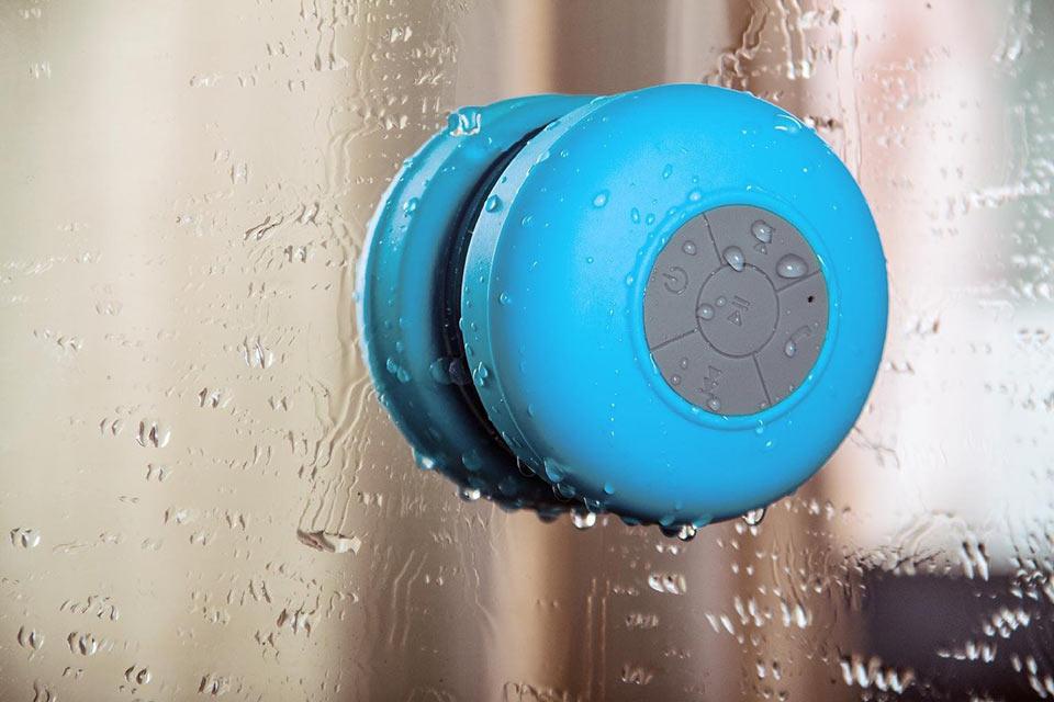 Bluetooth-колонка для душа Abco Tech Waterproof Wireless Bluetooth Shower Speaker