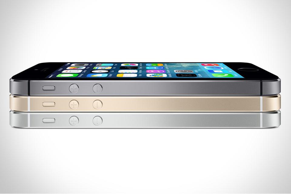 64-битный смартфон iPhone 5s