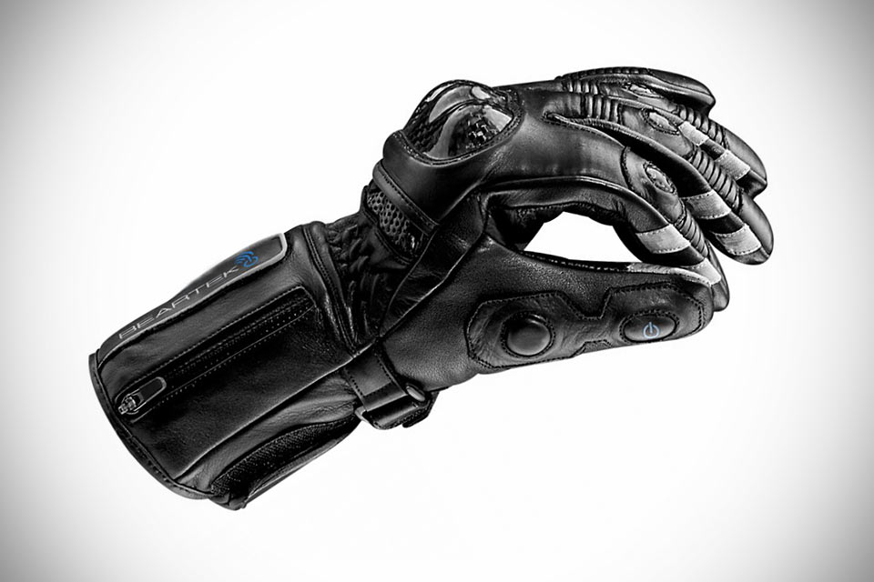Bluetooth-перчатки BearTek
