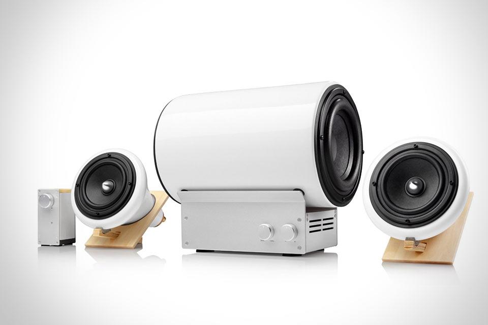 Керамическая акустика Joey Roth Ceramic Speaker System V3