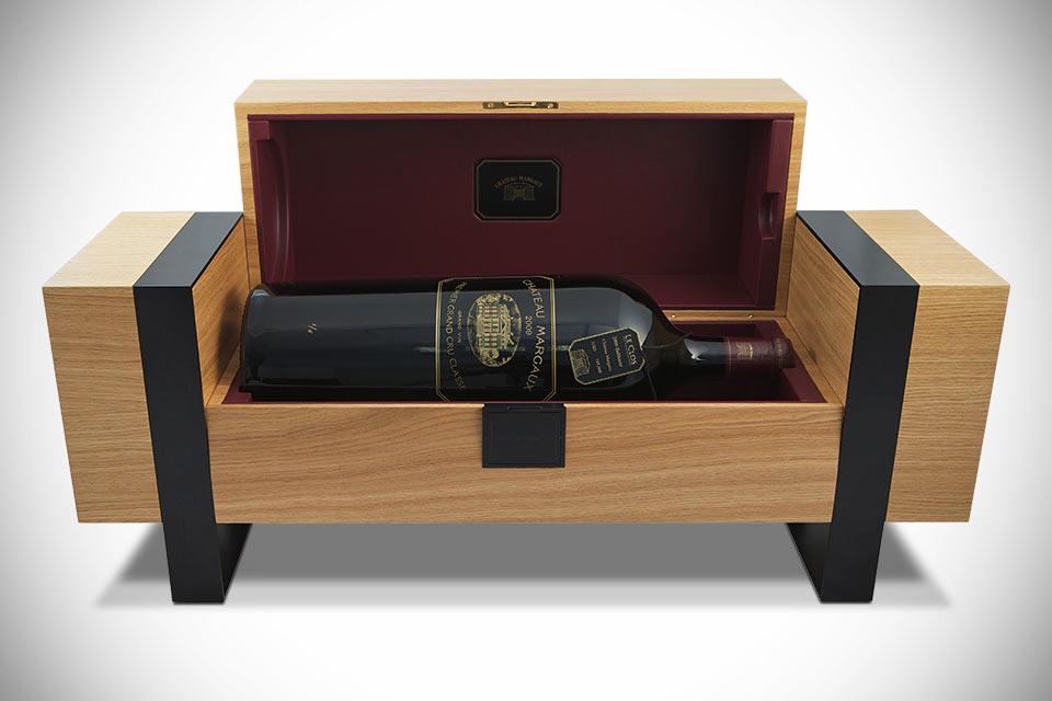 Самая дорогая бутылка вина в мире Chateau Margaux 2009 Balthazar