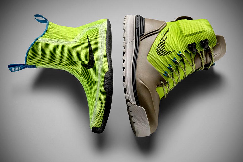 Зимние ботинки-матрешки Nike Lunarterra Arktos