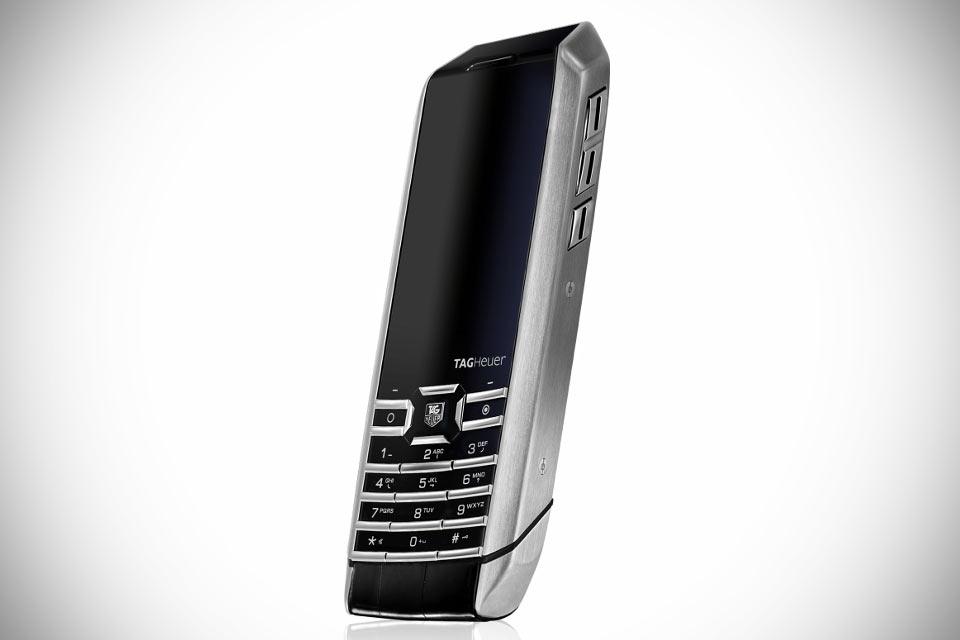 Телефон класса люкс TAG Heuer MERIDIIST II