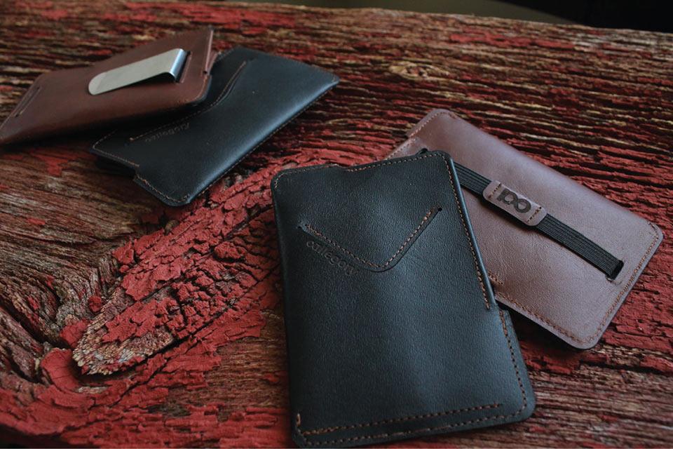 Персонализируемый минималистичный кошелек The Kit