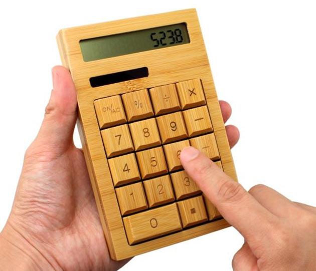 02-Bamboo-Calculator-DN-84801