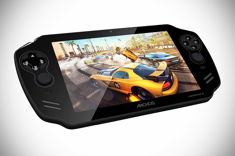 Игровой планшет Archos GamePad 2