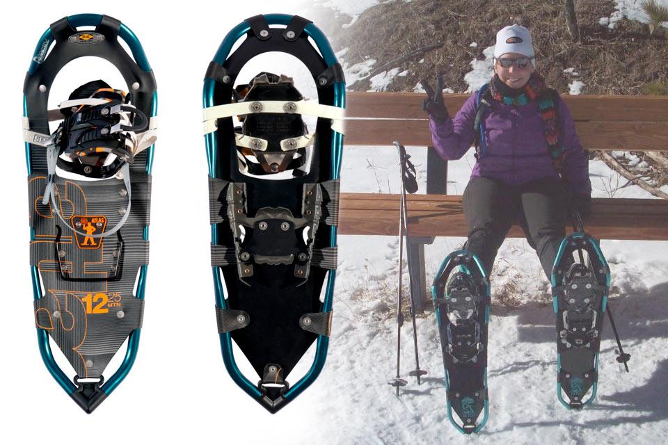 Агрессивные снегоступы Atlas 12 Series Snowshoes