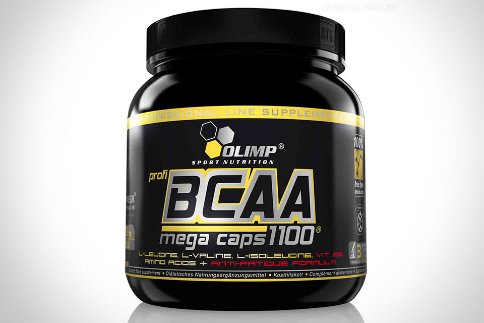 Спортивная пищевая добавка BCAA