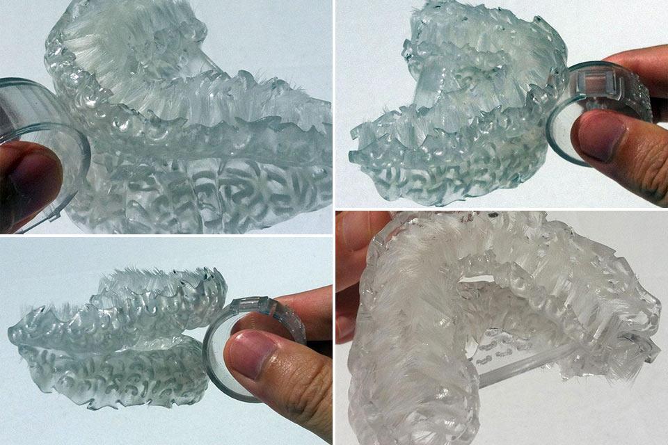 Щетка Blizzident, которая чистит зубы за 6 секунд