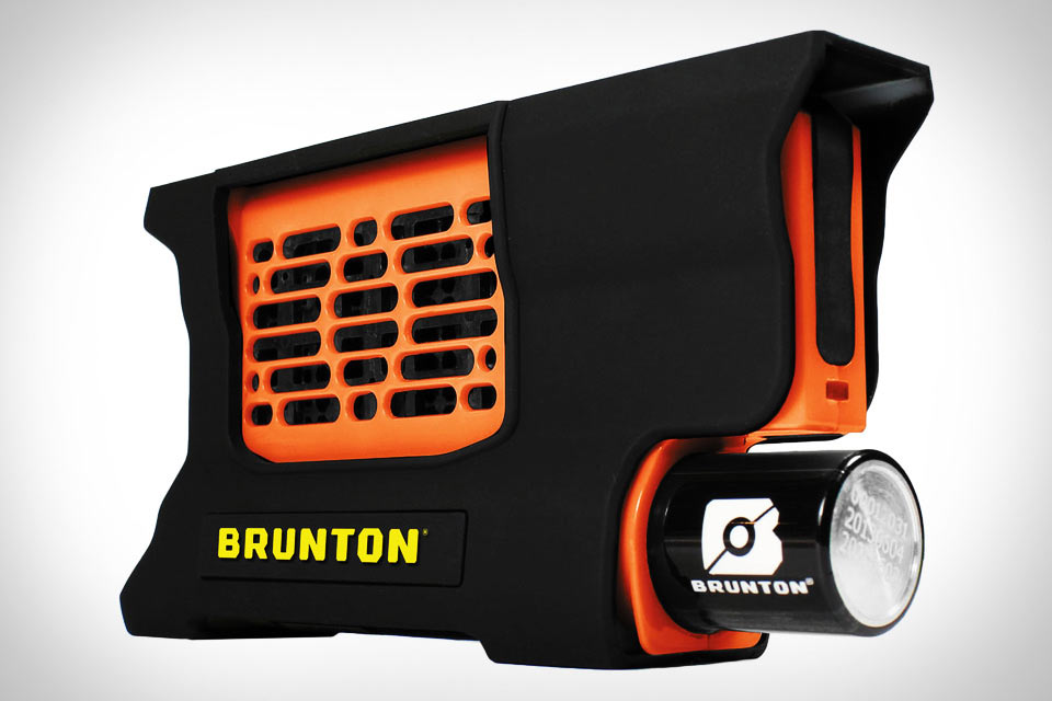 Внешняя батарея на топливных элементах Brunton Hydrogen Reactor