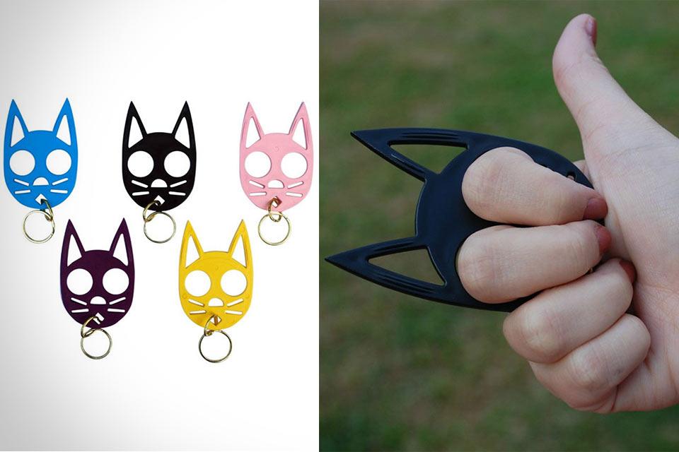 Cat-Ears-Self-Defense-Keychain