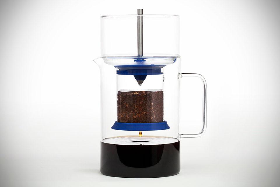 Фильтрационная кофеварка Cold Bruer для любителей холодного кофе