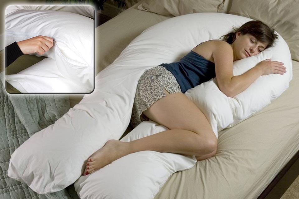 Мегаподушка Comfort-U Total Body Pillow