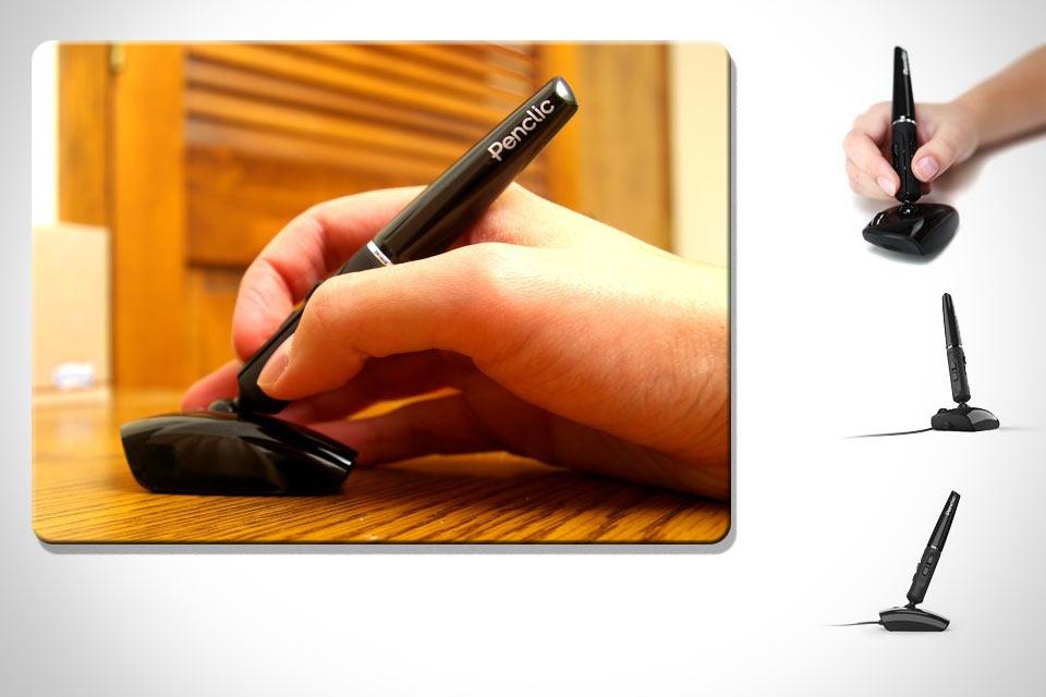 Мышка Penclic в формате ручки