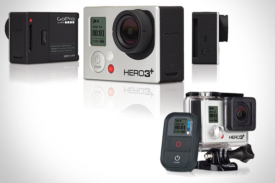 Экшн-камера GoPro Hero3+
