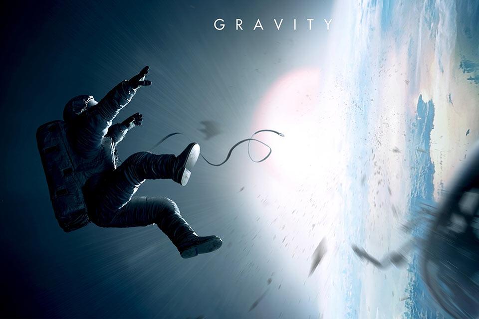 Фильм «Гравитация»