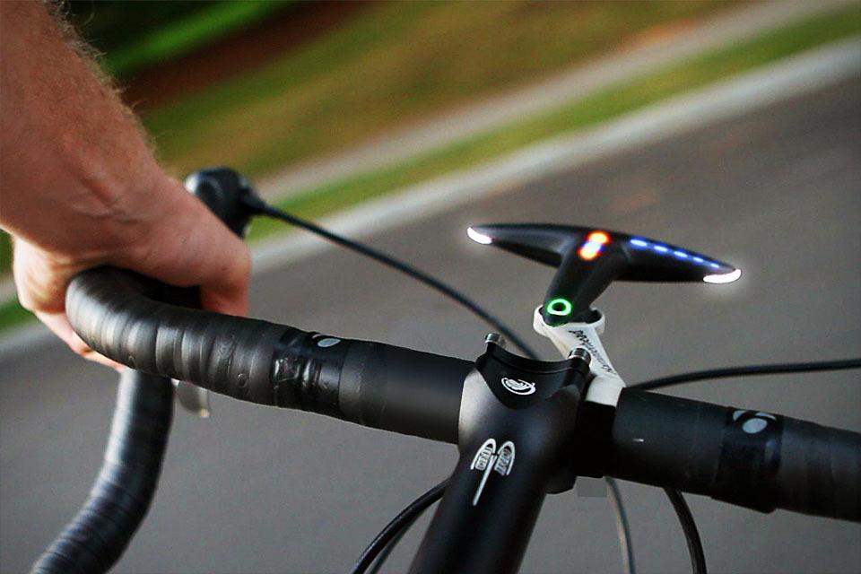 Светодиодный велонавигатор Hammerhead