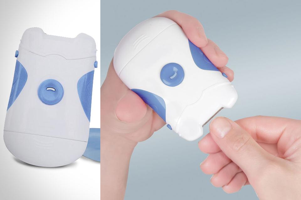Электрический триммер для ногтей Powered Nail Trimmer