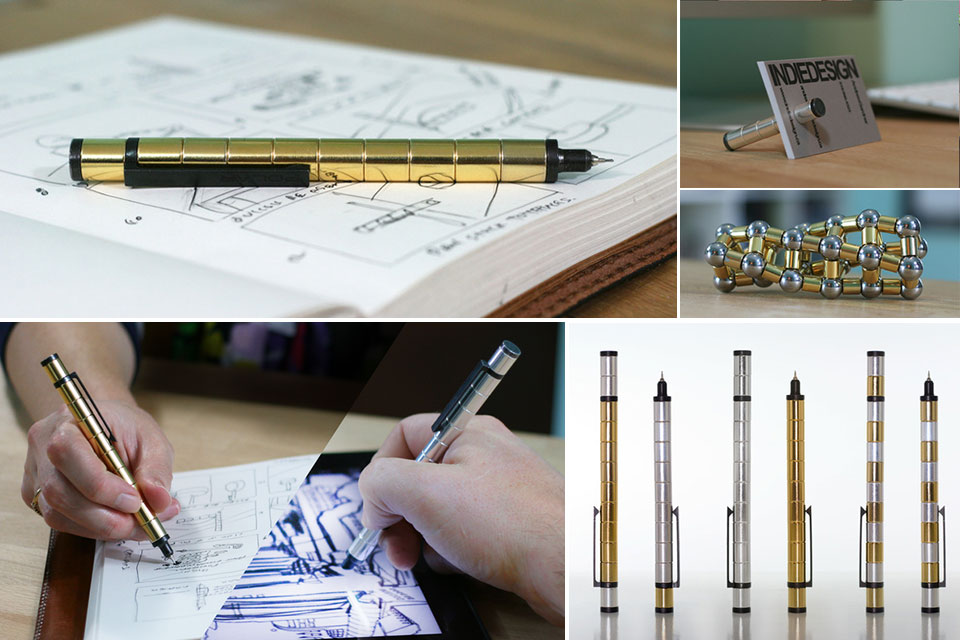 Магнитная модульная ручка-стилус POLAR