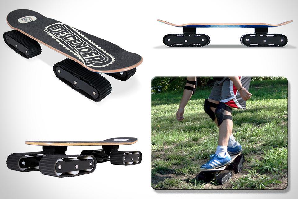 Внедорожный скейт RockBoard Descender