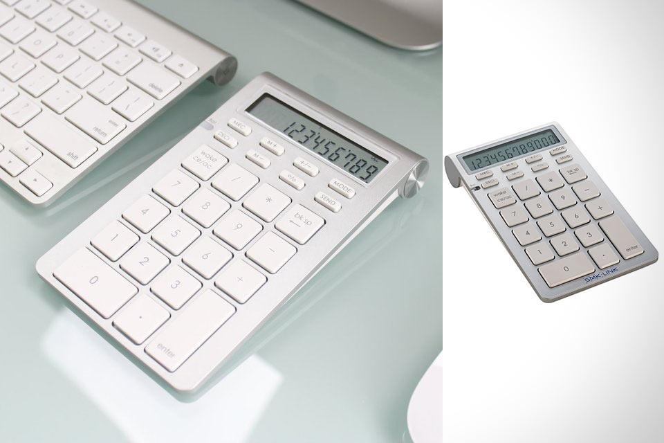 Клавиатура-калькулятор в Mac-стиле SMK-Link VP6273