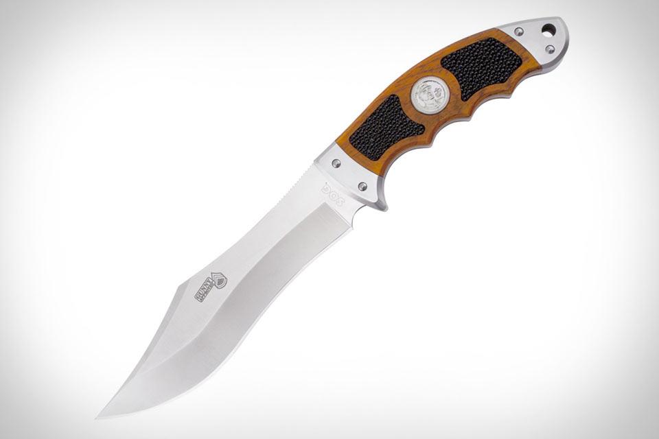 Нож с фиксированным клинком SOG Gunny GFX01-L