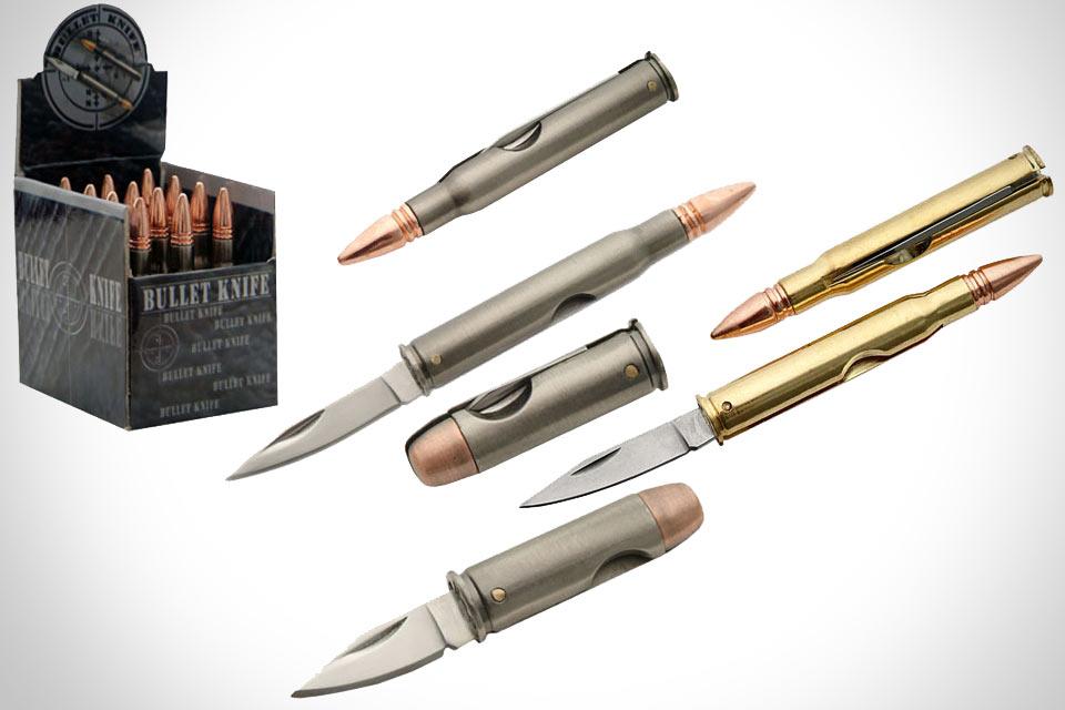 Нож-пуля Szco Supplies Bullet Knife