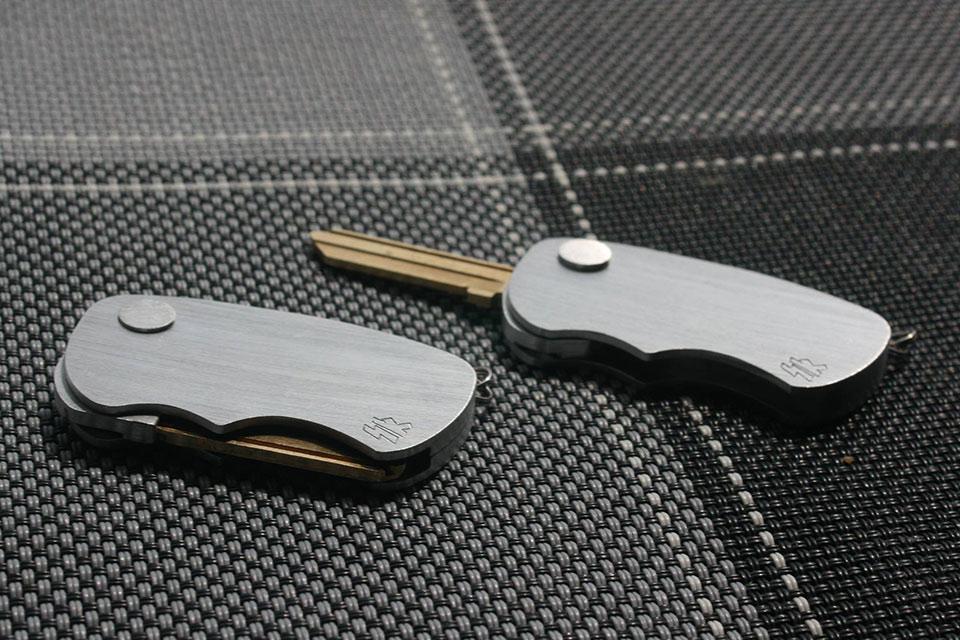 Механический чехол Talon Automatic Key Fob для замочных ключей