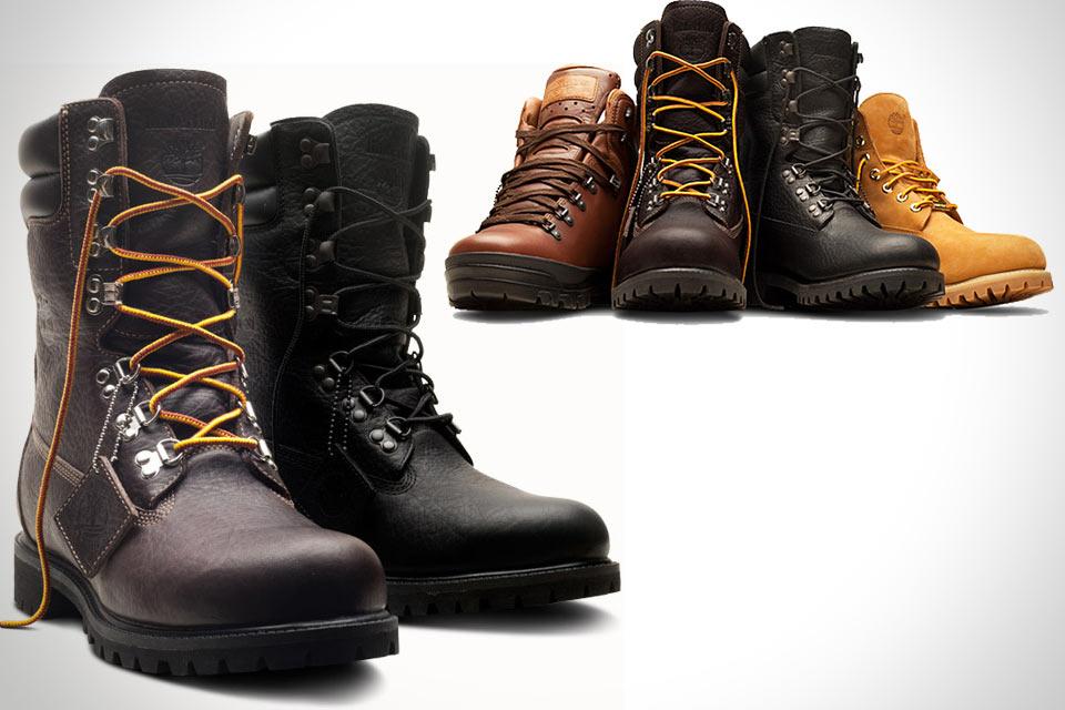 Коллекция классической обуви Timberland к 40-летию компании