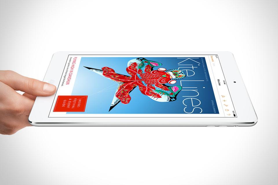 Самый мощный планшет в мире iPad Air