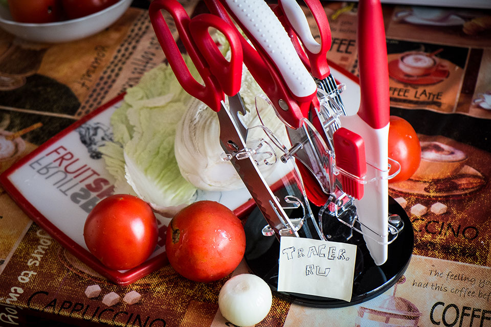 Набор кухонных ножниц для зелени Керле-Кох